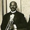 W.C. Handy and his band
