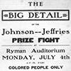 Johnson Fight Ad