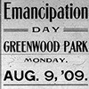 Emancipation Day Ad from Nashville Globe