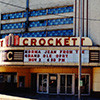 Crockett Theater facade