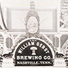 Gerst Brewing Co. exhibit at the Tennessee Centennial