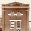 Hop House of the William Gerst Brewing Company