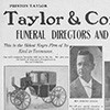Taylor & Company: Funeral Directors and Embalmers