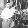 Springfield Woolen Mills workers