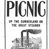 Advertisement, published in the Nashville Globe 18 June 1909, for a picnic held by the Purity Lodge No. 42 of the Knights of Pythias.