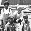 Mexican workers employed at plant