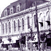 East Side of Pulaski Public Square (Antoinette Hall Opera House)