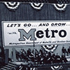 Grow with Metro Campaign -- Municipal Auditorium -- Beverly Briley