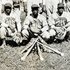 African American Baseball Team at Fort Oglethorpe