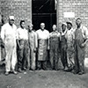 Burkart-Schier Chemical Company Manufacturing Department workers