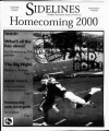Sidelines 2000 Homecoming Edition